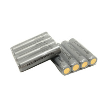 10pcs/lot TrustFire 10440/AAA 600mAh 3.7V Li-ion Battery Rechargeable Batteries with Protected Borad For LED Flashlight