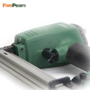 Image 2 - FivePears Air Nailer Gun Straight Nail Gun Pneumatic Nailing Stapler Furniture Wire Stapler F30
