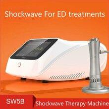 2019 Mini Schockwelle Therapie Maschine/Extrakorporalen Welle Therapie Ausrüstung Für ED behandlungen