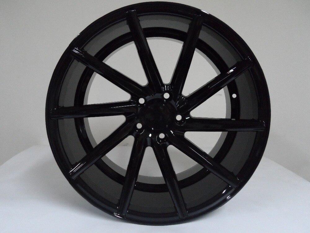 High Quality 20x10 et 35 5x120 OEM Alloy Wheel Rims W013