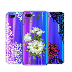 ASTUBIA Flower Case For Huawei Honor 10 Cover 7A View 10 V10 Y6 2018
