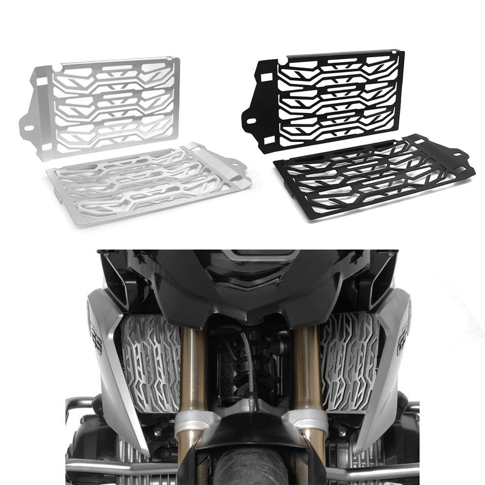 Acessórios da motocicleta radiador guarda protetor grille grill capa para bmw r1200gs r 1200 gs r1200 1200gs lc/adv 2013-2019
