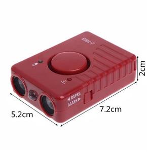 Image 5 - Repelente ultrasónico de perros, entrenador de Control antiladridos, recargable, para dejar de ladrar, disuasorio con linterna LED, modo de alarma