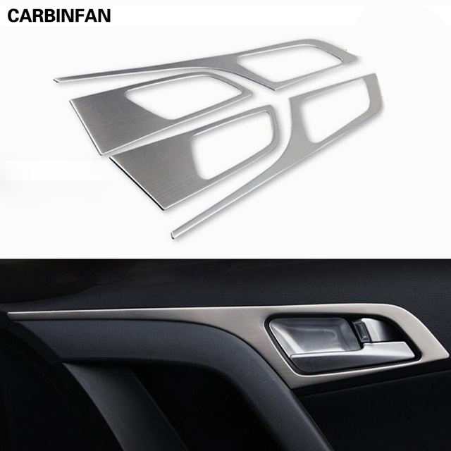 Stainless Steel Interior Door Bowl Decoration Car Door Interior Door