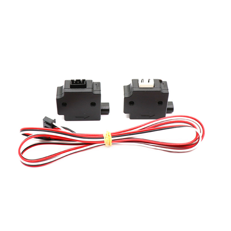 2pcs 3D Printer Replacement Filament Detection Module Detector Sensor Kit