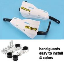Motorcycle Motorcross Hand Guards Dirt Bike Handlebar handguards Fit EXC CRF YZF KXF 7/8 22mm Or 1-1/8 28mm Fat Bar