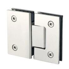 180 องศาบ้านติดตั้งง่าย CLAMP แก้วประตูตู้โชว์คลิปห้องอาบน้ำฝักบัวตู้เฟอร์นิเจอร์บานพับอะไหล่
