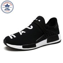 Taille 39-44 2017 Nouvelle Superstar Marque Sportives Respirant Hommes de Chaussures Hommes Occasionnels Chaussures De Mode Chaussures Chaussures de Marche