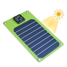 Sunpower Solar Panel IOS Android Output water proof solar portable charger