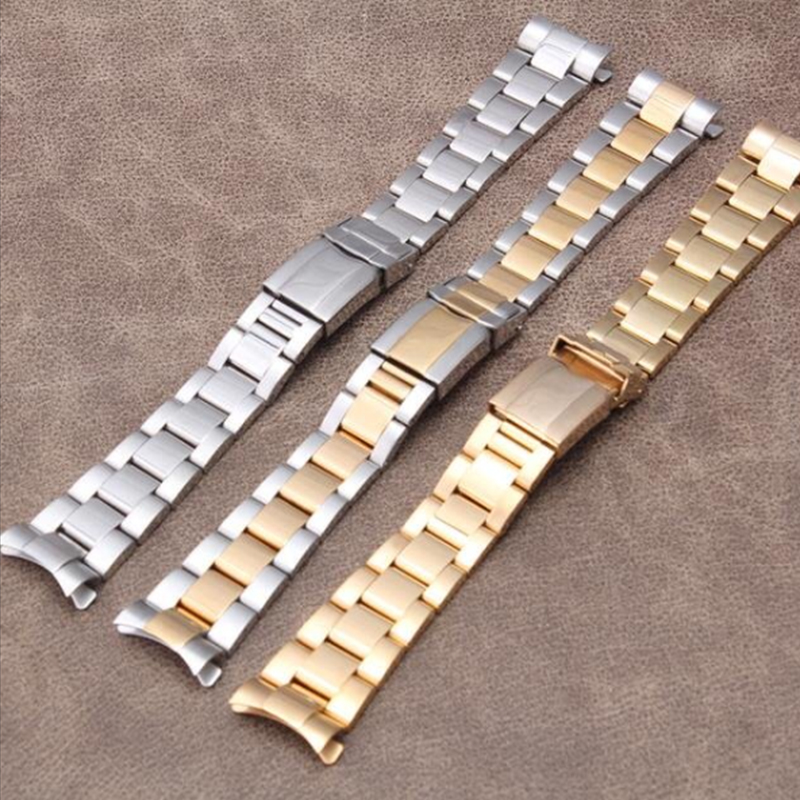 how to clean stainless steel watch band