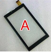 """Nueva Pantalla Táctil Del Sensor Del Panel Digitalizador para 7 """"Digma Optima 7.21 3G TT7021PG FPC-FC70S706-01 YLD-CEG7253-FPC-A0 Envío gratis"""