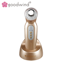 Home Use 6 IN 1 Beauty Epuipment Face Care Tool Mini Vibration SPA Massager Anti Wrinkle