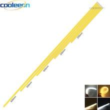 10pcs 12V Dimmable COB LED Light Strip 20CM 30CM 40CM 50CM 60CM Warm Pure White LED Bar Lights for Exhibition Lighting Lamp
