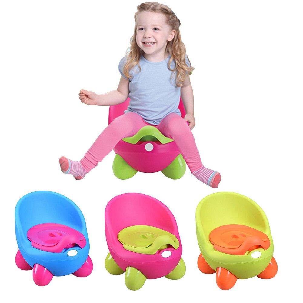 Asiento de inodoro de bebé olla de dibujos animados para niños niño niñas orinal portátil lindo plástico entrenamiento inodoro colorido orinal portátil para bebé Mallas de bebé MILANCEL a rayas para bebés y niños leggings ajustados leggings coreanos para niñas
