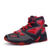 Men Basketball Shoes Court Male Basketball Men Shoes Outdoor Flat Air Cushion Sport Shoes Mens Trainers Zapatillas High Top