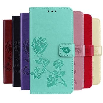 For Xiaomi Redmi 6A Case Redmi 6 Cover Soft Silicone Back Cover Redmi 6 Leather Flip Case For Xiaomi Redmi 6A 6 A A6 Phone Cases
