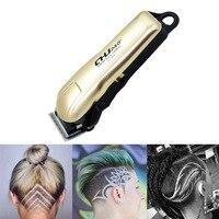 Professional Machine Beard Trimmer Mute Clippers Precision Power USB Haircut & Beard Trimmer Hair Cutting Tools High Quality