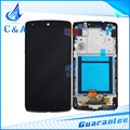 New replacement parts for LG Google Nexus 5 D820 D821 lcd screen display with touch digitizer with frame 1 piece free shipping