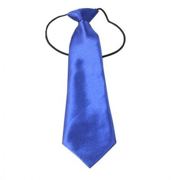 New 9 Colors School Children Elastic Neck Tie Necktie Kids ...