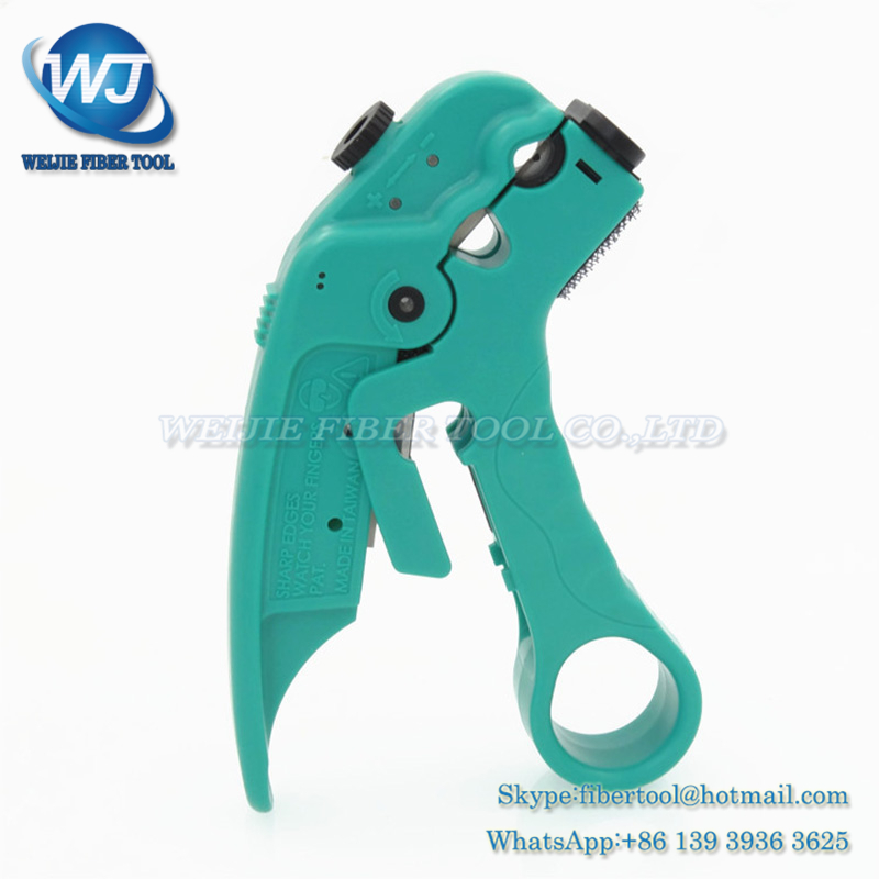 CP 508 multifunction stripper RG59 11 67 coaxial cable strippers UTP STP internet cable strippers Free