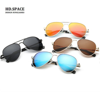 2019 high quality sunglasses kids summer color children Polarized Sunglasses children sunglasses