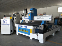 Factory Provide China Price Cnc Milling Machine 1325 Cnc Router 3Kw Cnc Engraver With Rotary