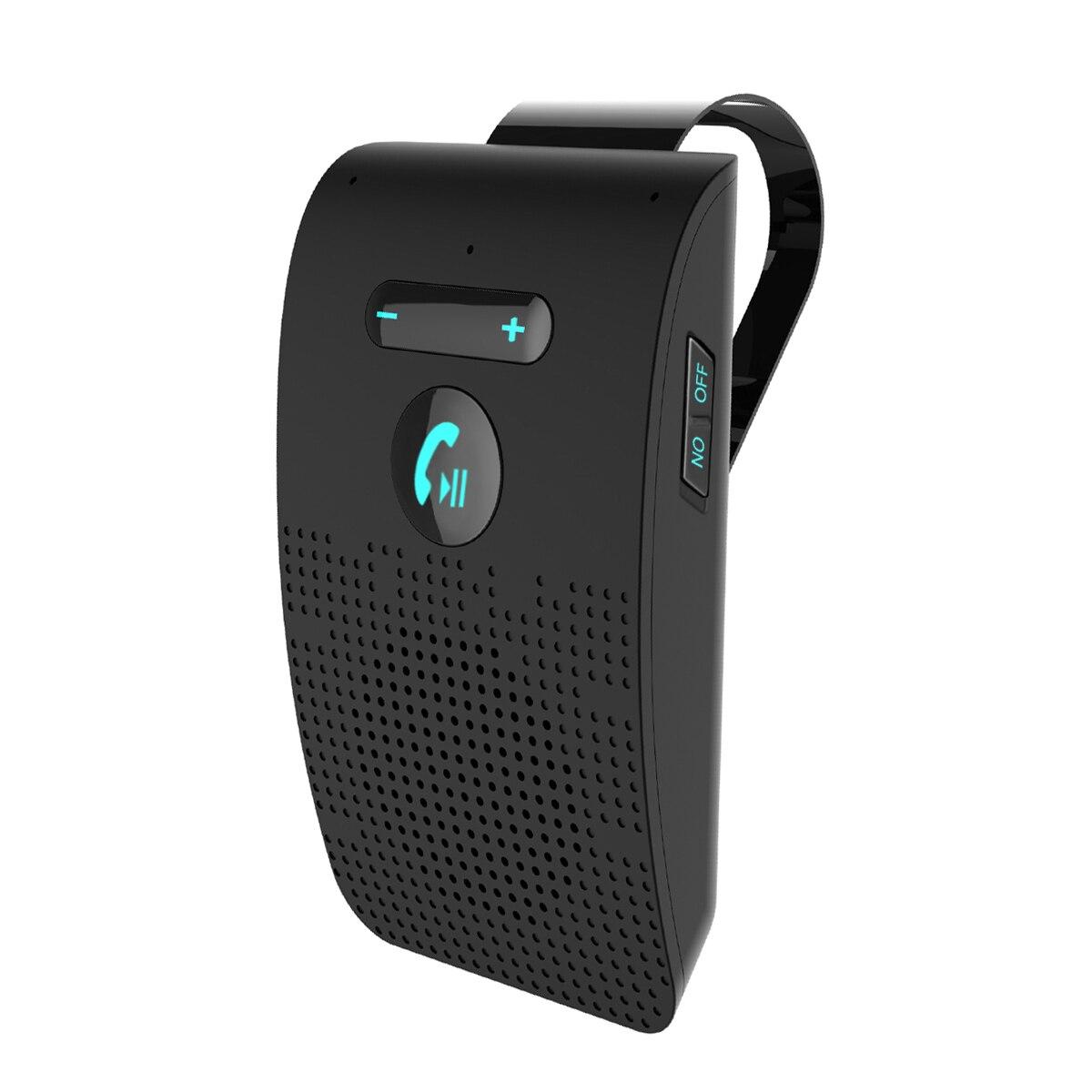Bluetooth Mãos Livres Bluetooth Car Kit Car speakerphone multiponto viseira Speakerphone Bluetooth 4.1 edr bluetooth sem fio