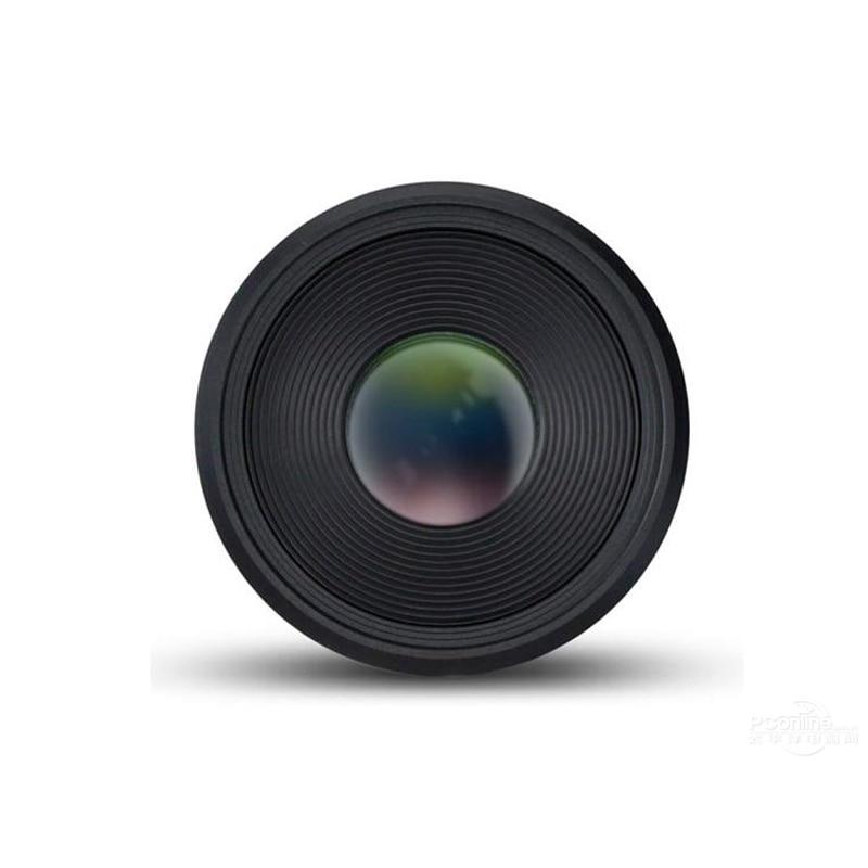 YONGNUO YN60mm F2 MF 0,234 м макро объектив для Canon EOS 70D 5D2 5D3 600D DSLR камеры макро объектив Ручной фокус