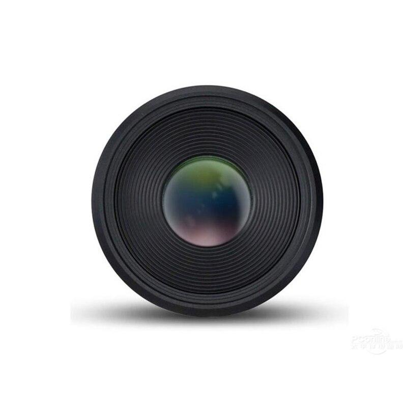 YONGNUO YN60mm F2 MF 0.234 m Obiettivo Macro per Canon EOS 70D 5D2 5D3 600D DSLR Della Macchina Fotografica Obiettivo Macro Manuale messa a fuoco