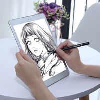 Generic Stylus for tablet Phone capacitive screen pencil Write Draw Touch Pen for ipad Fit iphone Suitable all Android device