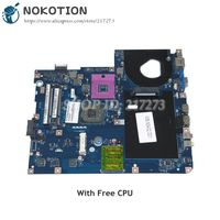 NOKOTION MBN5402001 MB.N5402.001 PC Motherboard For Acer eMachines E525 E725 5732Z MAIN BOARD KAWF0 LA 4851P DDR2 Free CPU
