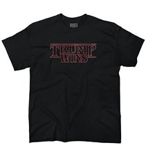 Donald Trump Wins 2016 Presidential Election Funny T Shirt Tall T-Shirt