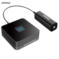 MPOW Bluetooth Music Receiver Wireless Audio Adapter W Noise Isolator High Fidelity Stereo Sound For ECHO