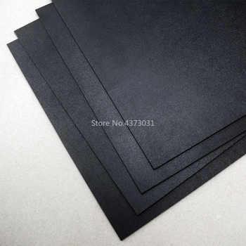 Black Diy Knife material Making knife K sheath case Kydex K200 Hot plastic plate Python maple leaves Symbol 300*300*1.5mm/2mm - DISCOUNT ITEM  30% OFF All Category