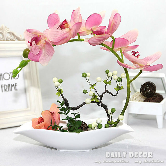 Buy high simulation artificial orchid for Orquideas artificiales