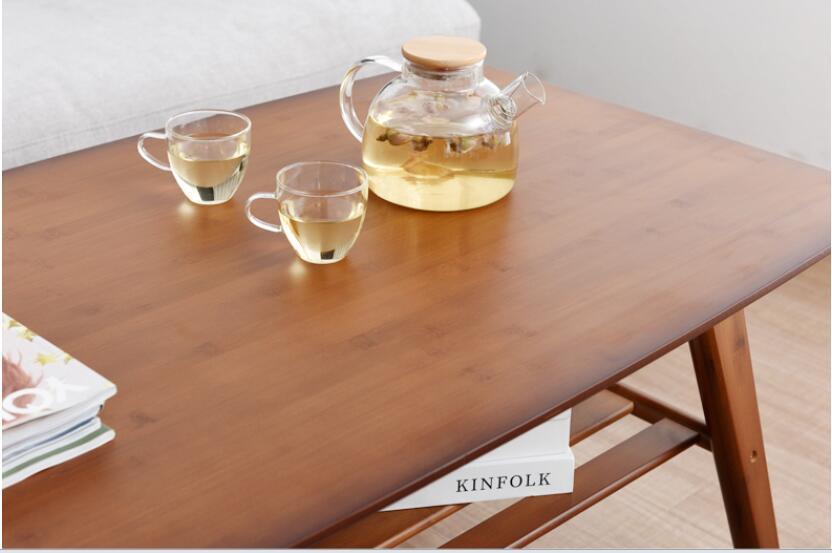 100*50*50 cm Table basse en bambou moderne salon table à thé - 4