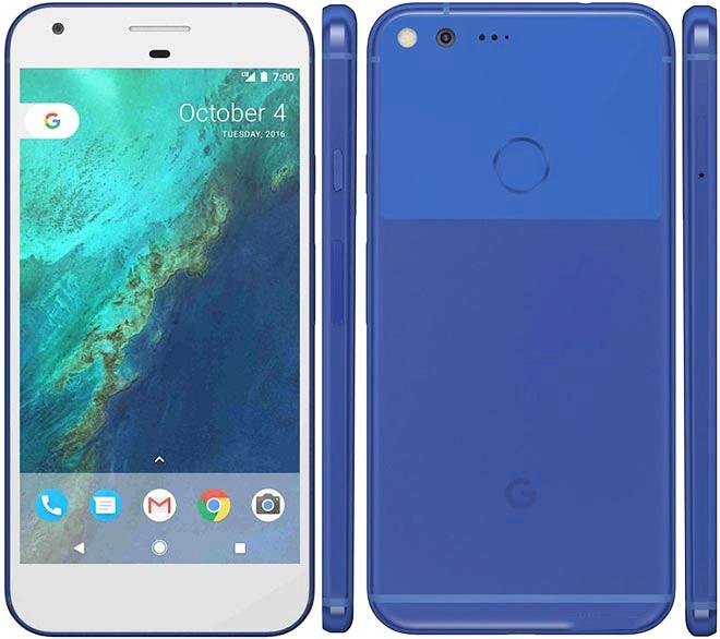 4 GB RAM 32 GB 128 GB US Version Google Pixel XL Mobile téléphone 4G LTE 5.5 ''Snapdragon quad Core D'empreintes Digitales D'origine Nouveau Smartphone
