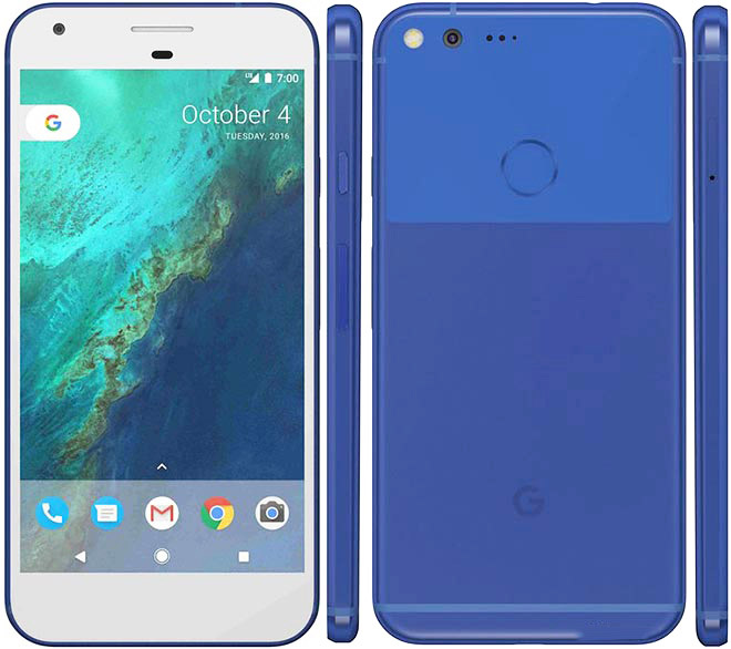 Cellphones & Telecommunications Brand New 4gb Ram 32gb 128gb Us Version Google Pixel Xl Mobile Phone 4g Lte 5.5 Snapdragon Quad Core Fingerprint Smartphone Refreshing And Enriching The Saliva