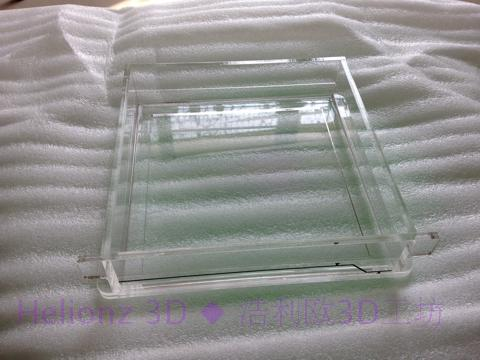SLA 3D printer parts Form1 Resin Tank great quality