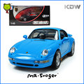 Mr.Froger 1:43 Por 911 TURBO Coupe 1995 Modle alloy car models Refined metal vehicles Decoration Classic Sports cars Toys gift