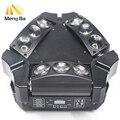 Светодиодный мини-светильник MengBa  светодиодный  9x10 Вт  светодиодный  CREE  RGBW  MX  сценический  с движущейся головкой
