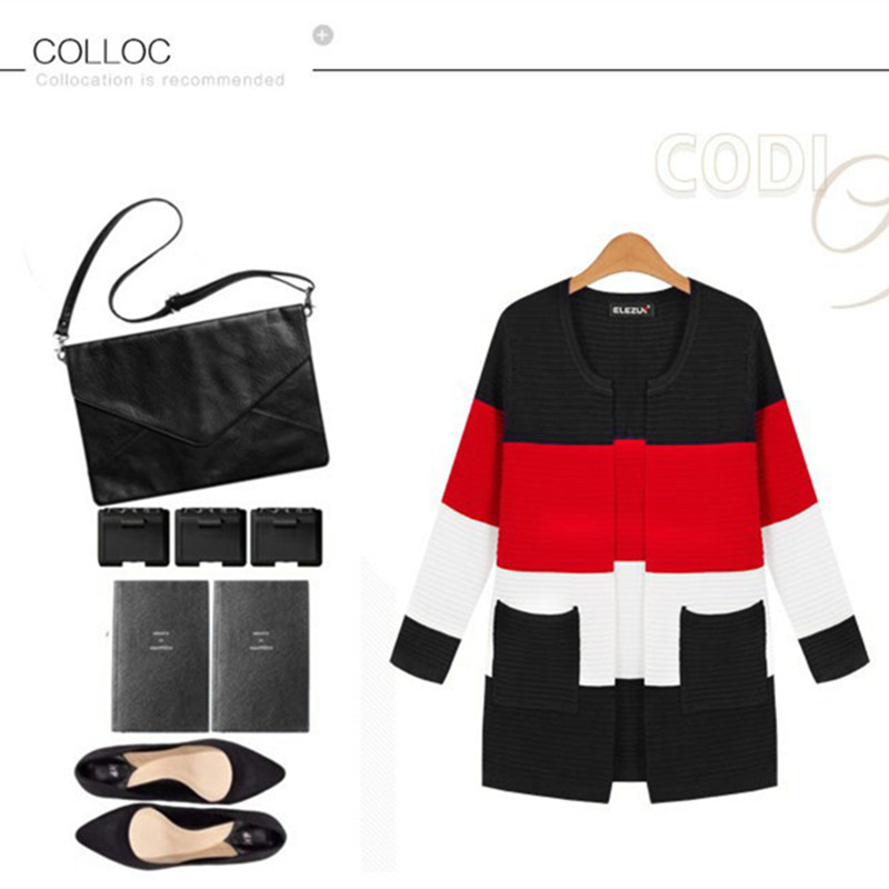 7d72bc16c2b3 2017 Fashion Mercerized Cotton Sweater Women s Cardigan Crochet ...