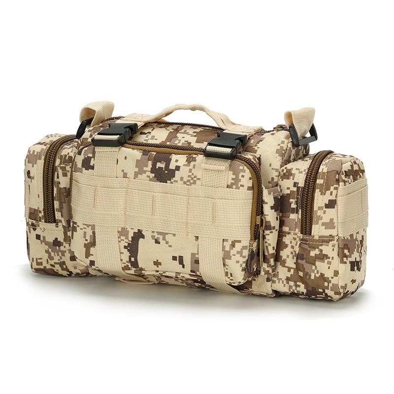 2019 Neue Camouflage Männer Taille Taschen Oxford Wasserdichte Unisex Taille Tasche Männer Fanny Taille Pack Tasche Multifunktions Reise Kamera Tasche