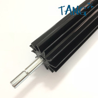 2 PC AF1075 Misturador de Rolos na Unidade Developer Para Ricoh Aficio 1075 2075 MP6500 MP7500 MP8000 MP8001 MP6500 Desenvolvedor de Mistura rolo Peças de impressora     -