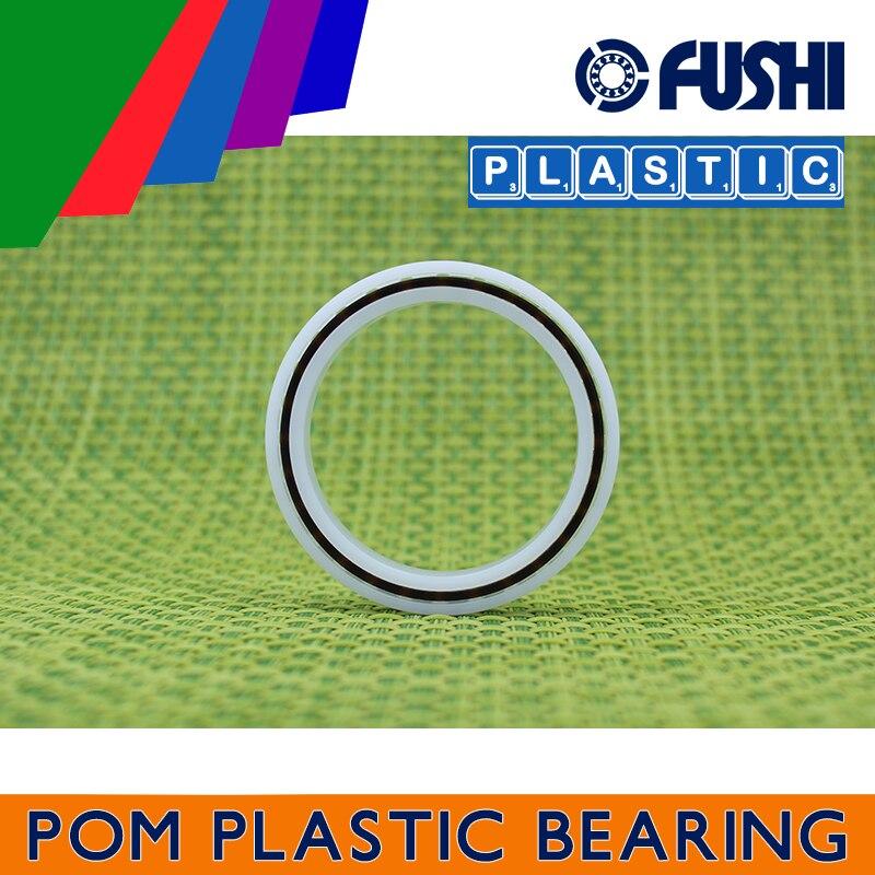 POM Bearing 6800 6801 6802 6803 6804 6805 6806 ( 5 PCS ) Glass Balls Nylon Cage Plastic Ball Bearings 50pcs pom plastic bearings 608 with glass balls 8x22x7 mm nylon bearing