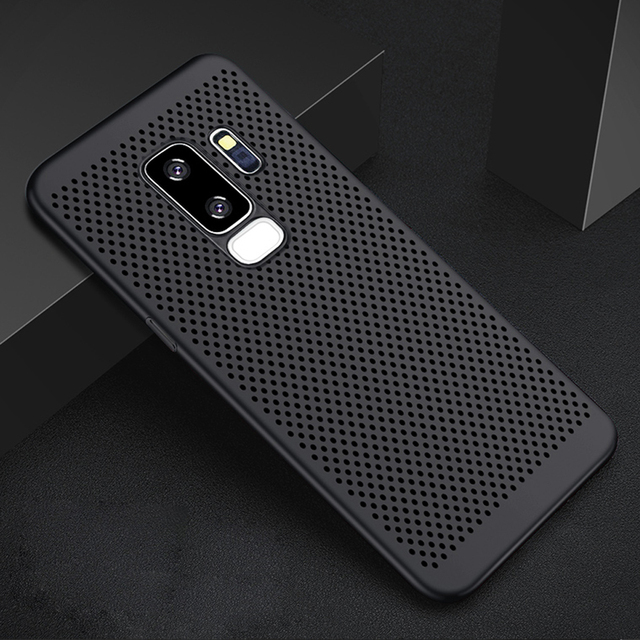 Ultra Slim Phone Case For samsung galaxy S8 S9 plus S6 S7 edge Hard PC cases For samsung S9 S8 note 8 note 9 Back Cover Coque