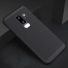 Ultra Slim Case For samsung galaxy S8 S9 S10 plus S6 S7 edge Hard PC cases For samsung S9 S8 note 8 9 10 pro S10 E lite Cover