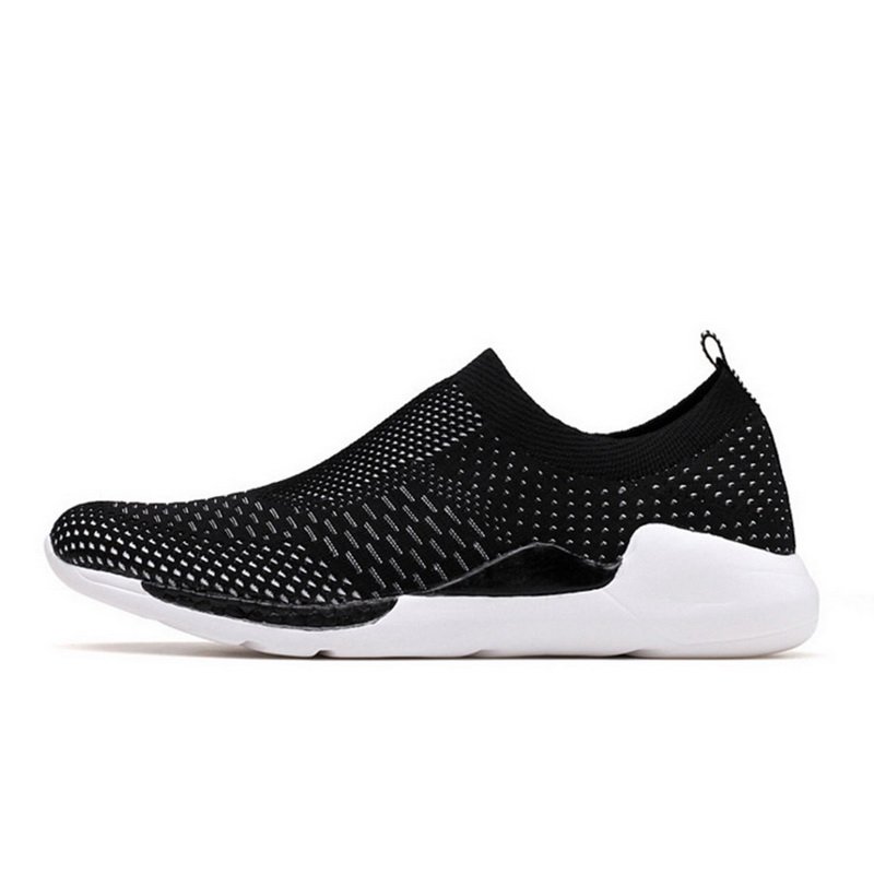CALOFE High Quality Sport Running Shoes Outdoor Professional Athletic Sports Shoe Cushioning Breathable Black Mens Sneakers