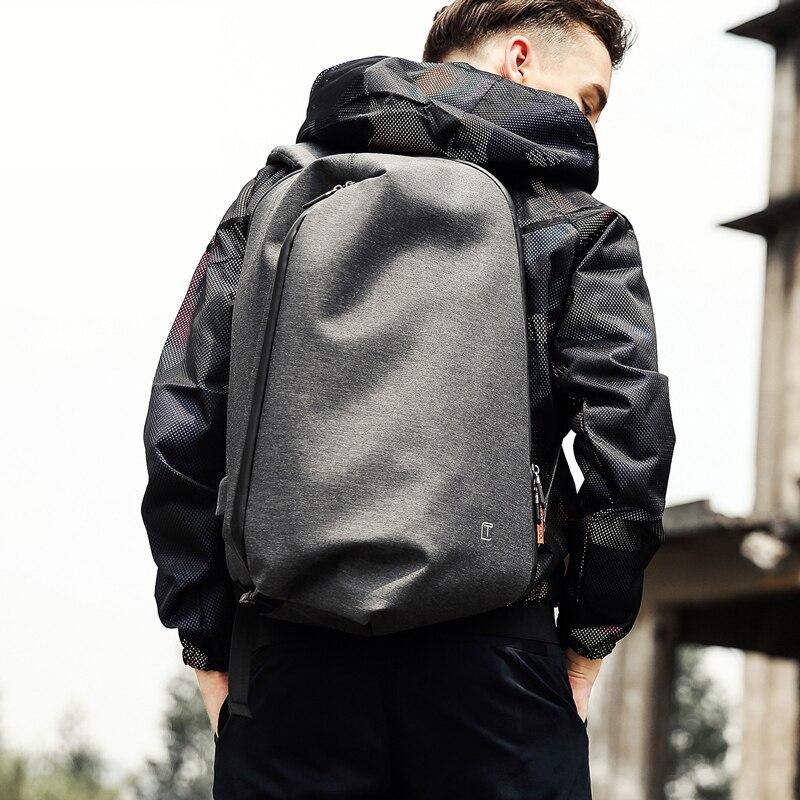Bagaj ve Çantalar'ten Sırt Çantaları'de KAKA Moda Erkekler Sırt Çantası USB Şarj 16.5 inç Laptop Sırt Çantaları Öğrenci okul sırt çantası seyahat sırt çantası kadın büyük kapasiteli'da  Grup 1