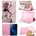 New Butterfly Flower Diamond Case For Galaxy Tab A 10.1 T580 Cover Case For Samsung Galaxy Tab A 10.1 T580 T585 Case Cover Shell